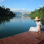 Photo of Cheow Lan Dam (Ratchaprapa Dam)