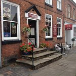 Exterior of Star Café, Eccleshall - September 2018