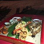 Foto de Jimbaran Bay Seafood Restaurant
