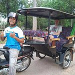 Dans Tuktuk Driver