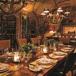 Dining_wine cellar