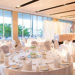 Trinity Rooms (Events Centre) with Banquet style set-up