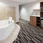 Guest Room Hot Tub