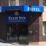 Tulip Inn Lausanne hotel overview
