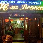 German Restaurant Haus Bremen Foto