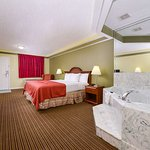 One King Bed Jacuzzi Suite
