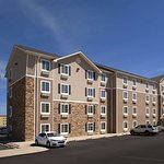 WoodSpring Suites Odessa Extended Stay Hotel Final Exterior  x