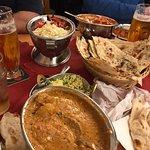 Fotografie: Indian and nepalese restaurant buddha