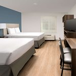 WoodSpring Suites Nashua Merrimack Extended Stay Hotel Two Bed Studio