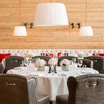 Hotel Infinity Munich Private Dining Chalet