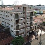 Vista aérea de Hotel