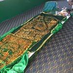 The tomb itself