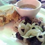 Pork Fried Mofongo- Try this! it was the best.