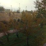 Photo of Venetian Walls and Tomb of Nikos Kazantzakis