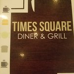 Times Square Diner & Grill resmi