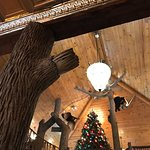 Foto de The Swinging Bridge Restaurant