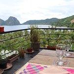 Balcony - The Nesting Table Photo