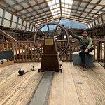 Foto Edwin Fox Maritime Museum