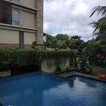 Tea time di Hotel Golden Tulip Denpasar Bali