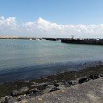 Criée en Port-en-Bessin fényképe