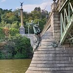 мост через Влтаву