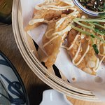 Our dumplings are a shared favourite