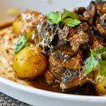 Mushroom Ragout, celery, fresh truffle