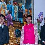 Messieurs Vishnu Jaga, Shubham, Vipin