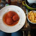 Photo de Grimbergen café