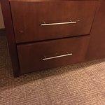 Broken dresser drawer
