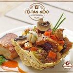 Deliciosos y variados platos de temporada sugeridos por el chef
