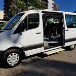 12 Seat Minibuses available