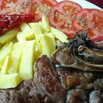 diversas carnes