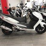 Nos GTS 125 cc !!