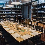 The Archive – tasting room