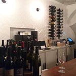 wine theray  le bar , et , le patron