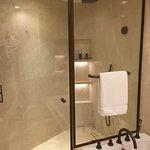 Badezimmer, Teilansicht