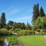 The botanic garden and museum.
