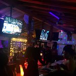 Vibes by night.  Best bar, best cocktails, best nightlife.
