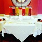 Foto de The Coach House Restaurant at the New London Inn