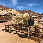 Ảnh về Calico Ghost Town