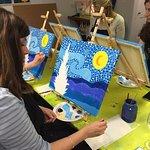 Adult Paint & Sip nights