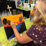 Paint classes offered throughout the year as well as Seasonal + Holiday events
