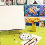 Join us for a paint night at Studio 27 Arts! We walk you through the step-by-step of creating your own masterpiece. Whether you're a lifetime artist or have never painted before, you're sure to leave with a piece you're proud of!