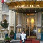 Φωτογραφία: Grand Restaurant Pupp