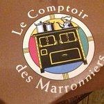 Le Comptoir des Marronniers Foto