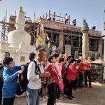 Foto de Templo Swayambhunath