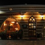 A night view of the Restaurant!