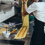 Unsere Spezialität: Selbstgemachte Pasta