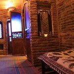 SHaB Neshin (suite rooms) with DBL and TWIN beds.  including the bathroom inside